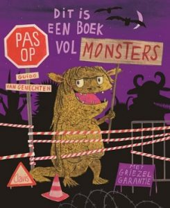 boek vol monsters